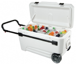 110 Qtz Cooler Box  | Igloo Maxcold Pro Glide - 6 Day Cooler